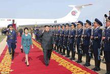 Airforce Un / North Korea's Kim Jong-Un Airforce One.....or Un