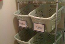 Praní, technická místnost, sušení :-)