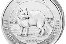 The Royal Canadian Mint - Divočina / Divočina - Wildlife
