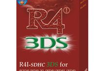 R4 3DS Card for Nintendo 3DS