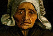 van Gogh / Storia dellArte Pittura  19° sec. Vincent van Gogh  1853-1890