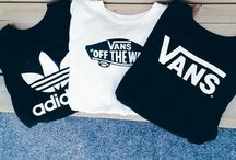 Vans off the wall❤️