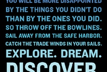 Quotes I like / by Alison Russell