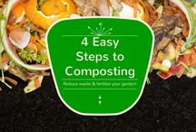 recycle + compost.