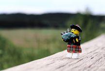 Lego BagPipe