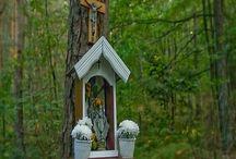 Cmentary kapliczki