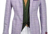 Men's Designer Formal Wear