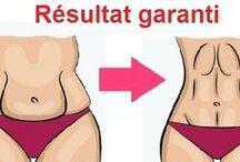 régime et astuce pour le corps