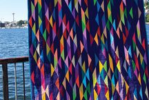 Quilts - Solids / by The Loopy Ewe