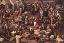 16th century kitchen