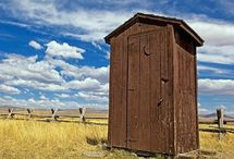 Outhouses / by Karen Day