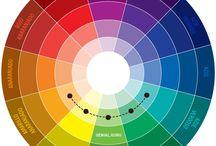 Ruedas de color
