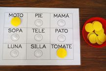 Bingo de palabras