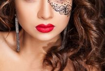 Maquillages élégants