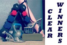 Clear Winners / Your go-to footwear for fitness competitions