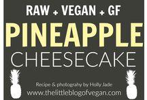 Vegan in the RAW