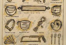 Tatuaggi cucina