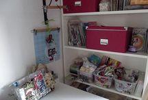 Craftroom / Mój craftroom