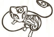 Mew and Mewto
