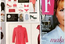 SS 2015 magazines / Suggested Brebis Noir pieces  by F magazine stylists!
