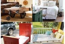 Furniture Makeovers / by Jill McAndrew