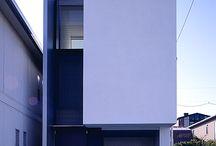jap houses vertical