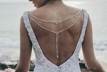Beautiful backs on wedding dresses / A collection of our stunning wedding gowns with equally beautiful backs.