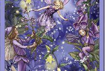 Favole / Fables. Fairy Tales. Fate e streghe, gnomi e folletti, principi e principesse, re e regine, dame e cavalieri, animali parlanti e bambine sperdute