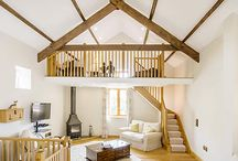 The Old Shippon / The Old Shippon is a beautifully restored stone barn, set within a historic farm courtyard setting