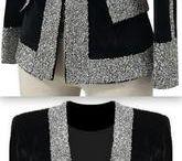 Women blazer & Bissnis feshion & work office outfit