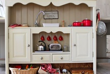 Play kitchen / by Bronya Mulder