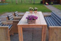 Mobilier Pays Bois d'extérieur / Les meubles durables de chez Pays Bois pour votre jardin