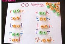 Jolly phonics ideas / Ideas for teaching reading using jolly phonics