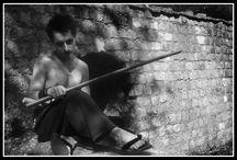 Oni Vs Cybèle / Photographies thématique fantastique Modèle féminin : Galatée Antakathéna Modèle masculin: Nhetic DigitalWanderer Copyright Roxane SOUSSIEL Photographe