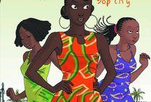 African Comic