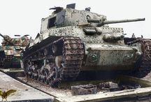 Hungarian tanks and Weapons of WW2