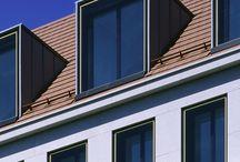 Dächer und Aufbauten