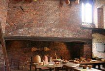 Medieval Village.
