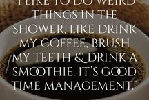 Coffee quotes / A collection of our favourite coffee quotes through time!