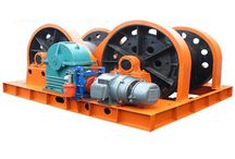 Ellsen best industrial winch with high quality and factory price