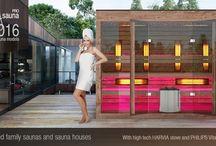 My Sauna Design 2016 / New Sauna design collection from the iSauna Design 2016