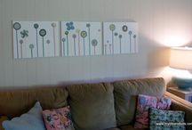 Kids Room / by Crystal Ouellette