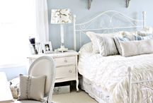 bedroom / by Julie Schroeder Lamoureux