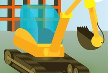 100 Diggers and Excavators - Children's App #100diggers / 100 Diggers and Excavators is packed with over 100 HD photos of huge diggers in action.   Download for iPhone/iPad: http://goo.gl/CzRmM Android: http://goo.gl/114SQ  Description 100 Diggers and Excavators is packed with over 100 HD photos of huge diggers in action. There are also a number of sound clips and each picture is described in text for reading aloud. All in all an unrivaled app for digger and excavator enthusiasts worldwide.