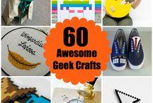 Nerd crafts ideas