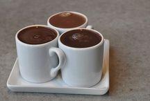 Beverage: hot chocolate