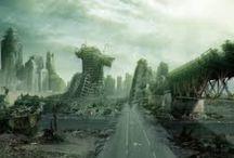 FMP - dystopian aesthetic