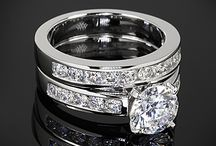 Weddings - Wedding and Engagement rings / by A Bride's Dream