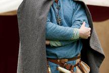 Старики М и Ж _средневековье