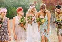 hippi wedding